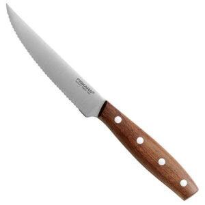 Нож для стейков и томатов Fiskars Norr 12 см (1016472)