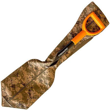 Чехол камуфляжный на лопату Fiskars Solid 131417 (131419)