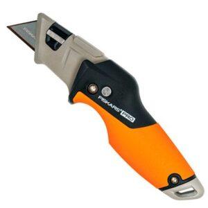Нож складной Fiskars CarbonMax Folding Utility Knife (1027224)