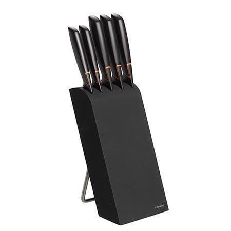 Набор 5 ножей в блоке Fiskars Edge (1003099)