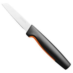 Нож для корнеплодов с прямым лезвием Fiskars Functional Form 8 см (1057544)