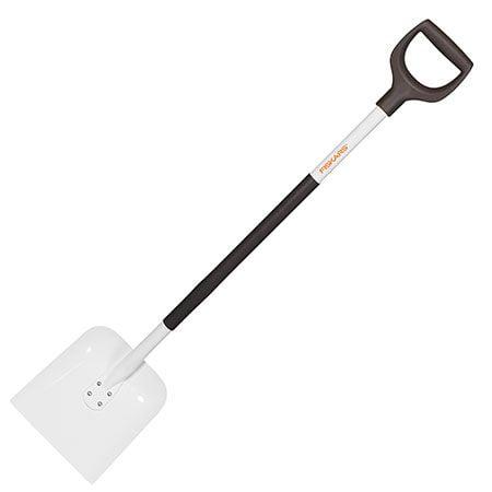 Лопата совковая облегченная Fiskars Light (132503)