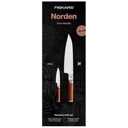 Набор ножей Fiskars Norden (1026425)