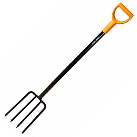 Вилы садовые Fiskars Solid (133423)