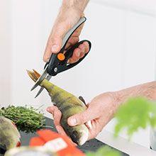 Кухонные ножницы Fiskars