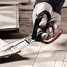 Строительные ножницы Fiskars